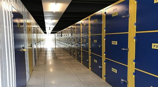 storage unit in Santa Rosa, CA
