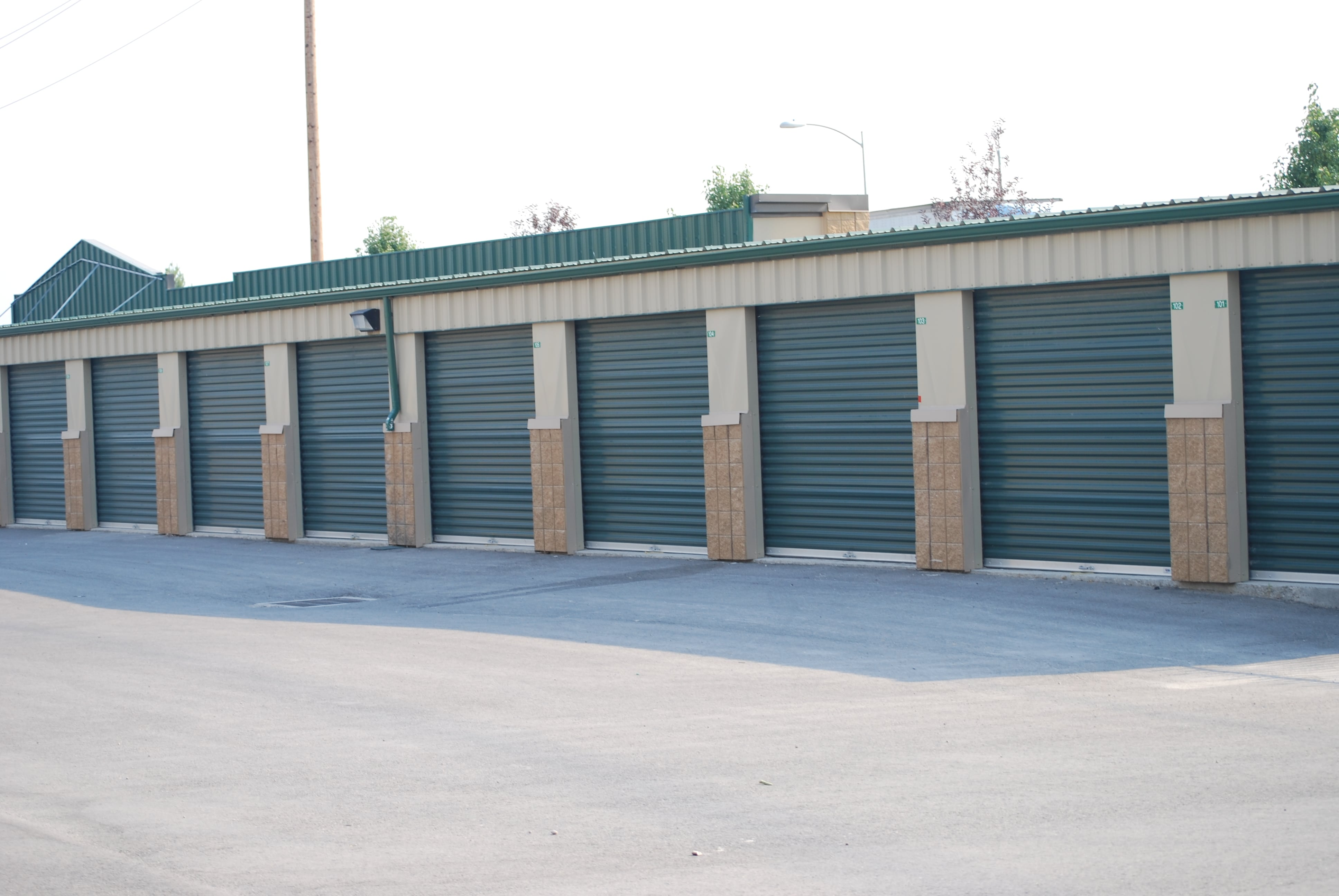 Storage Units in Santa Rosa CA
