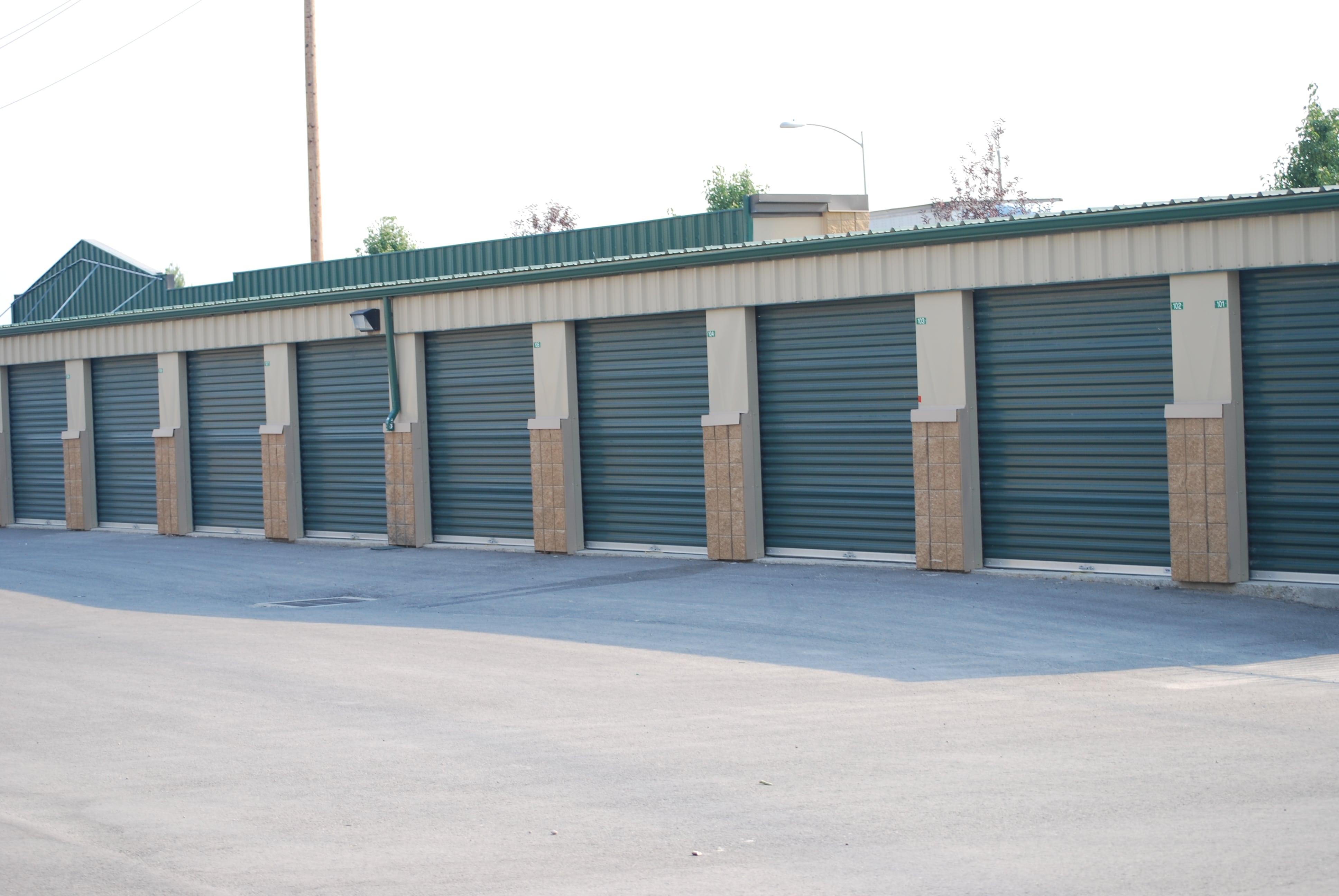Storage Units in Santa Rosa CA